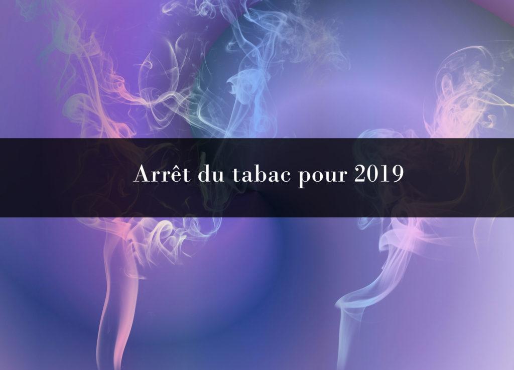 arret du tabac avec hypnose en 2019